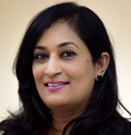 Ms. Jaya Menon