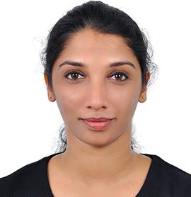 Ms. Sajma Aravind